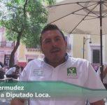 Entrevista con Germán Bermudez candidato por el 4to Distrito