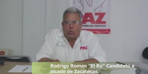 Seguiremos encaminados hasta llegas a la Alcaldía Rodrigo Roman
