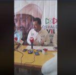 Osvaldo Ávila Tiscareño, candidato a Diputdo por el IV, Distrito por el Municipio de Guadalupe.